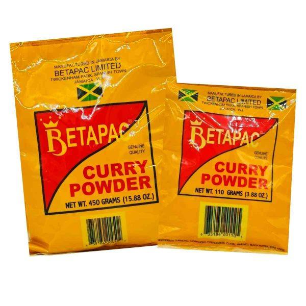 Betapac Curry Powder