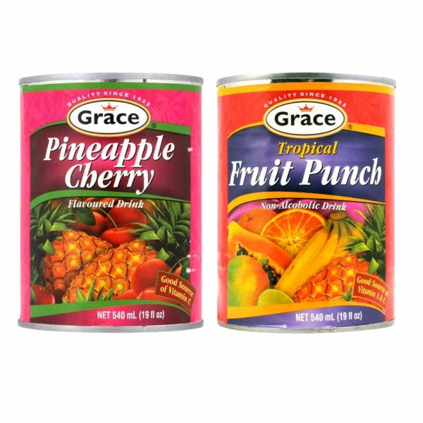 Grace Fruit Drinks 540ml