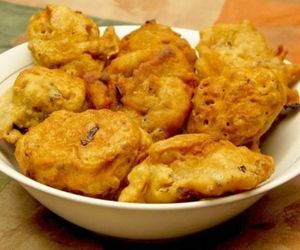 """5. Saltfish """"Flitters"""" Fritters"""